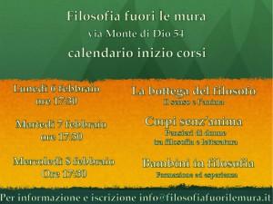 Calendario corsi 2017